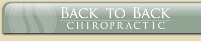 Back to Back Chiropractic